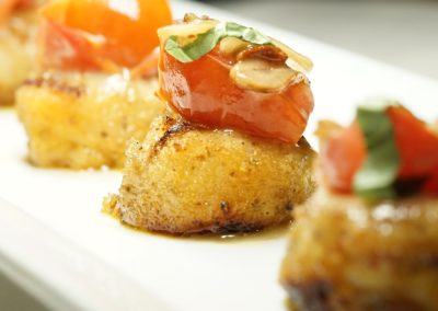 Scuzzi's Grilled Scallops